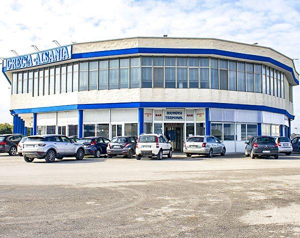 Brindisi port terminal