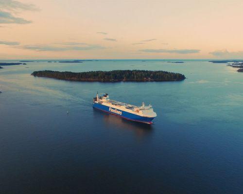 Finnlines ship